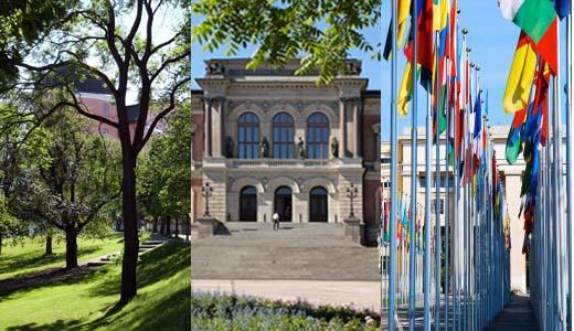 Stiftelsen Dag Hammarskjöldbibliotekets huvudmän är Uppsala kommun, Uppsala universitet och Svenska FN-förbundet.
