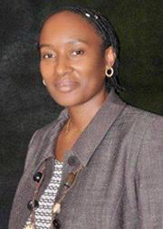 Gästprofessor Pamela Mbabazi