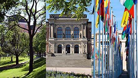 Stiftelsen Dag Hammarskjöldbiblioteket i Uppsala.