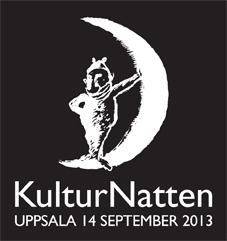KulturNatten i Uppsala 2013