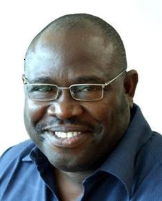 Gästprofessor Victor Adetula