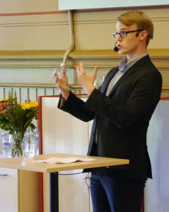 Daniel Kjellén, the Challenge group