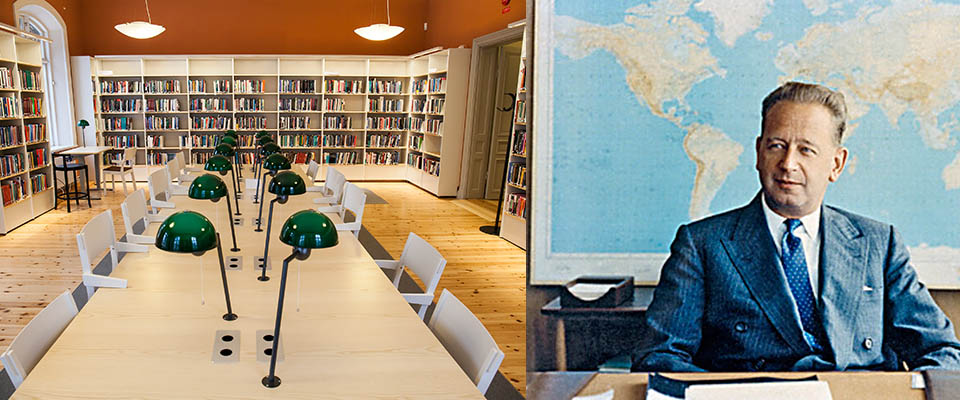 Stiftelsen Dag Hammarskjöldbiblioteket i Uppsala